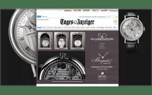 Les Ambassadeurs Branding-Kampagne in Les Ambassadeurs in den besten Umfeldern
