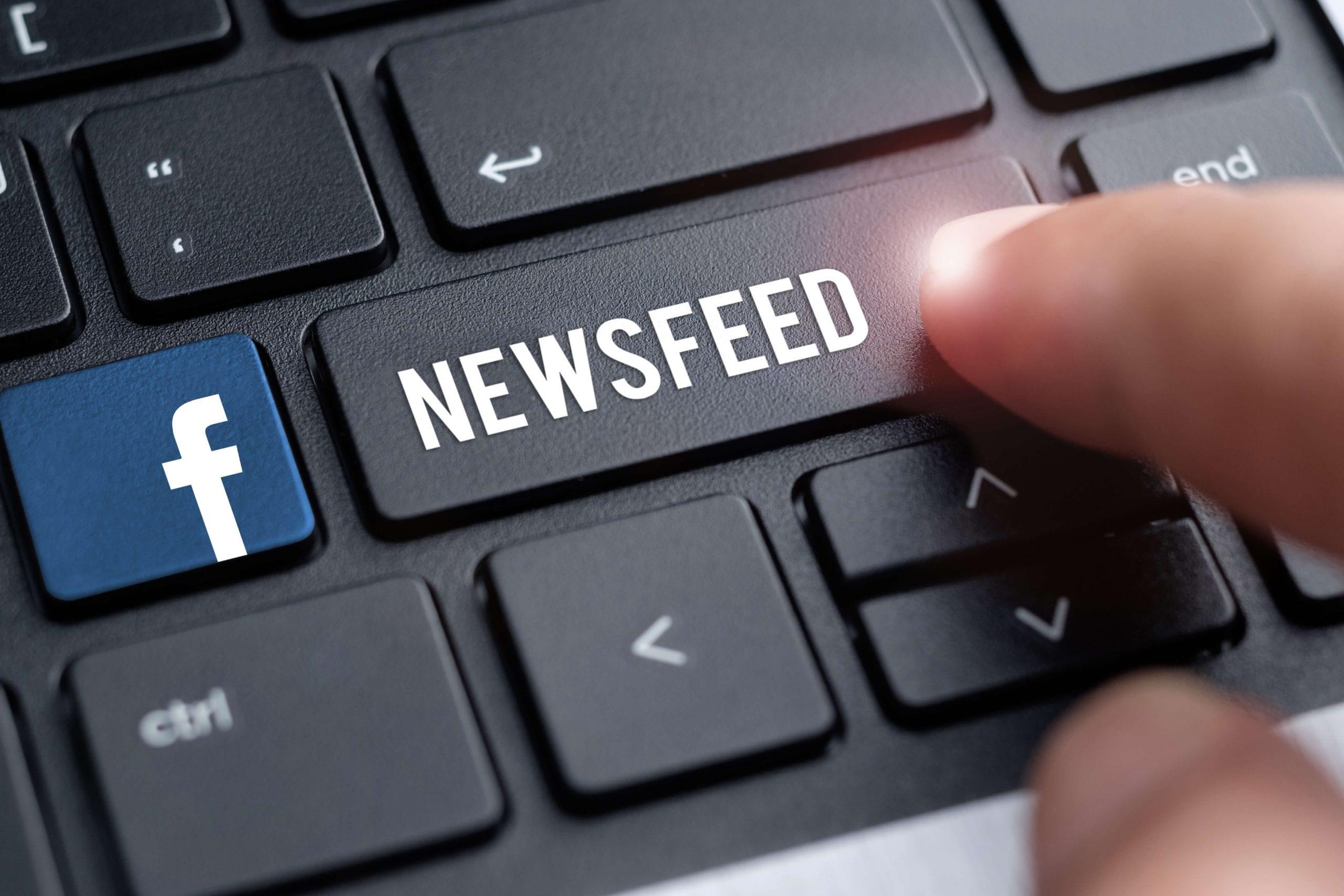 Facebook Tastatur